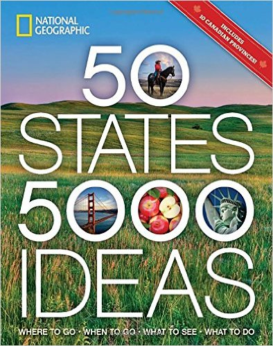 '50 States, 5,000 Ideas' … worth a look