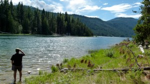 Washington State Parks getting ready for summer, family RV camping, canoeing, fishing