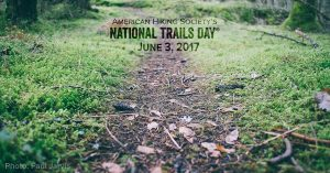 National Trails Day ... let's make it every day