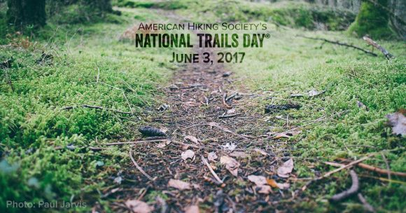 National Trails Day … let's make it every day