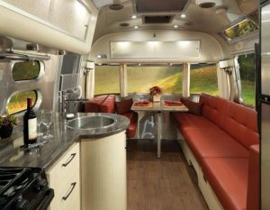 Airstream International Serenity, part 3 -- Panoramic windows = sweeping views