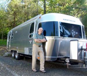 Airstream International Serenity, part 1 -- Sleek