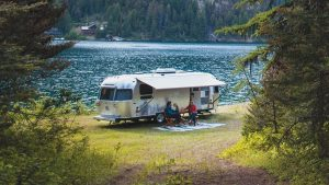 Airstream International Serenity, part 2 -- 'Top of the line' and made in America