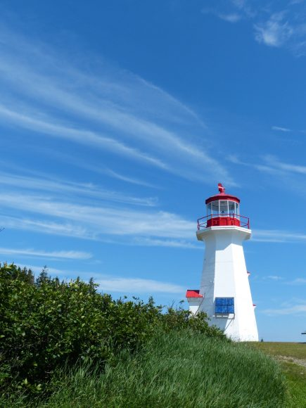 RVing the Maritimes with Kevin & Janie Justis, part 3: Land's End on the Gaspe Peninsula, Quebec, Canada