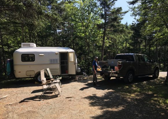 RVing the Maritimes with Kevin & Janie Justis, part 11: Costs-camping reasonable, food pricey, fuel high