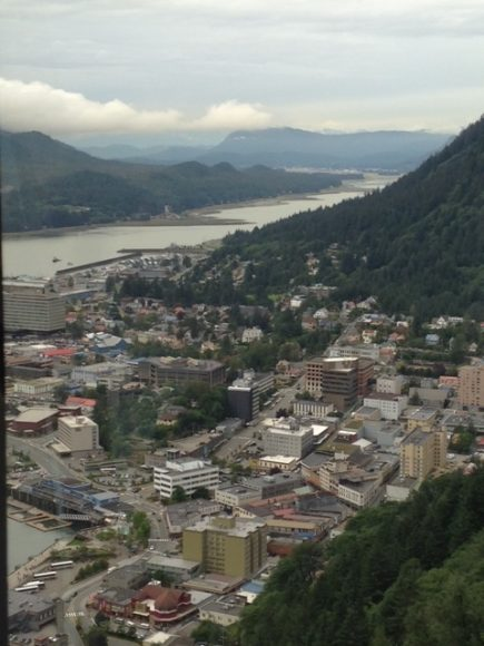 An afternoon in historic downtown Juneau