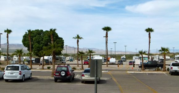Casino Camping, part 3: A few courtesies to keep in mind when parking for free at a casino
