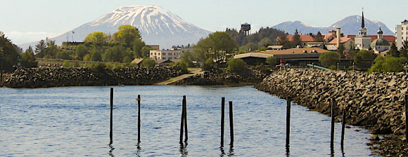 Stroll Sitka, Alaska, 'Paris of the Pacific'