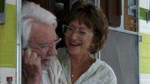 Helen Mirren, Donald Sutherland and '75 Winnebago motorhome star in 'The Leisure Seeker'