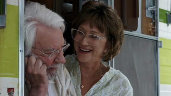 Helen Mirren, Donald Sutherland and '75 Winnebago motorhome star in 'The Leisure Seeker'