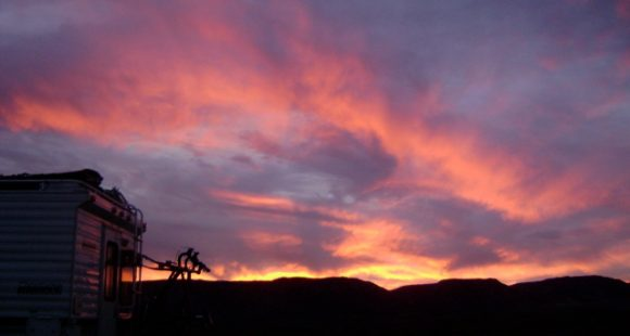 RV Snowbirds go for sunsets, free activities in Tucson