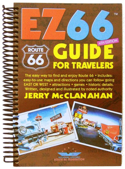 Slow road cross country – 'EZ 66 Guide'