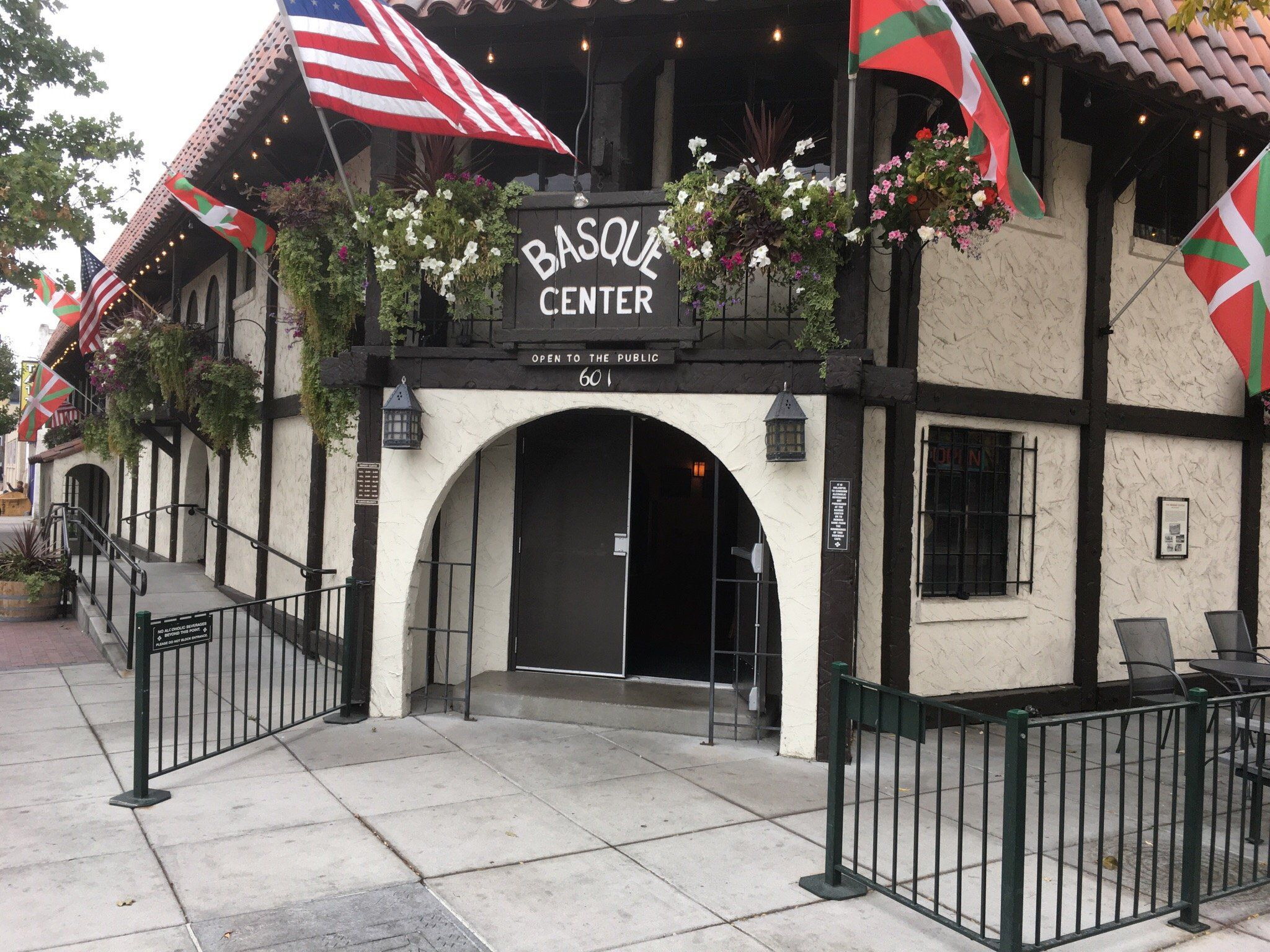 Basque Museum in Boise, Idaho, an intriguing stop along an RV journey through Pacific Northwest