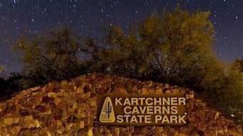 Kartchner Caverns State Park and Star Party in southern Arizona