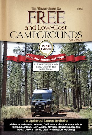 Don Wright's 'Free and Low-Cost Campgrounds'