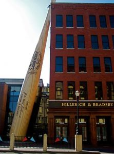 Louisville Slugger Museum is hit with RVing Kids