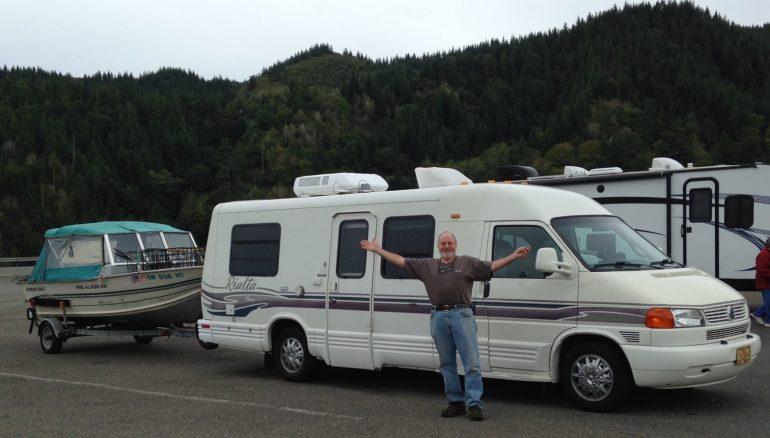 99 Rialta Classic Hack: Dedicated Bed - RV Wheel Life