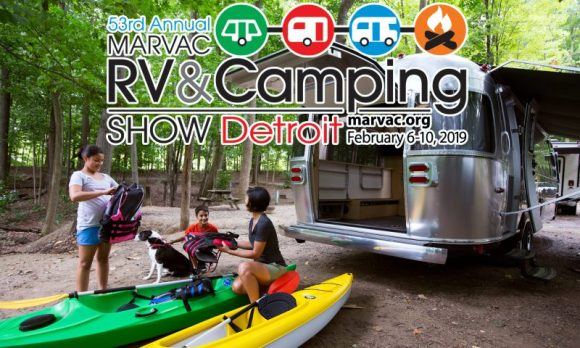 Jan. 31-Feb. 10, 2019 RV Shows