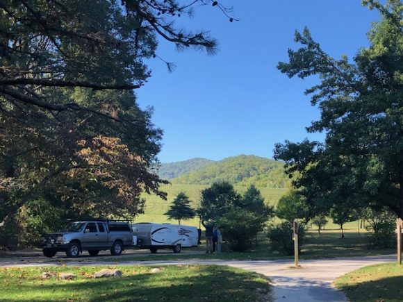 Sherando Lake Campground dubbed 'Jewel of the Blue Ridge Mountains'